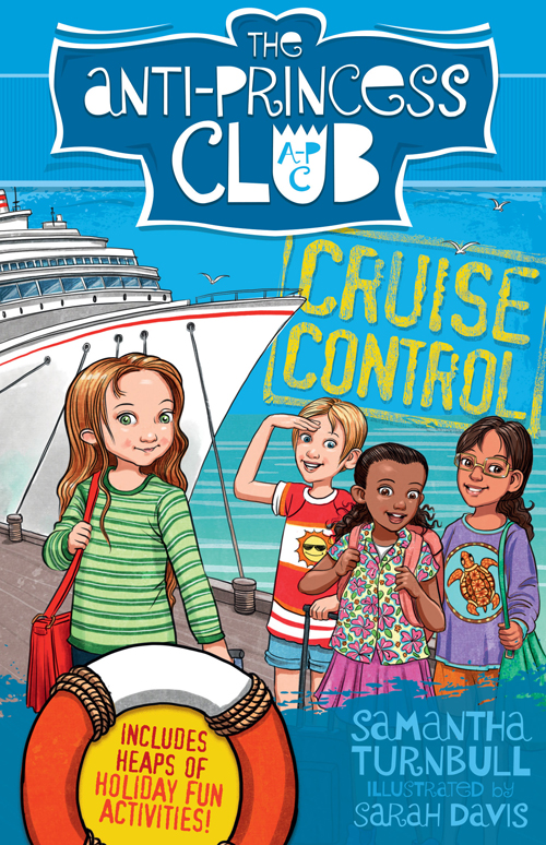The Anti-Princess Club: Cruise Control